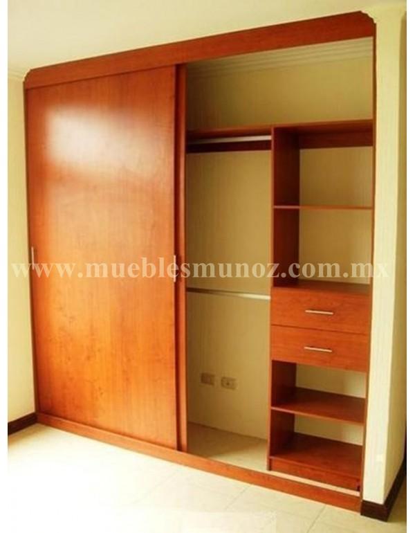 Closet con Cajonera