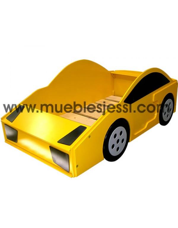 Base Individual Ferrari Amarillo