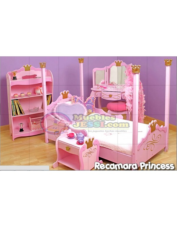 Recamara Princess